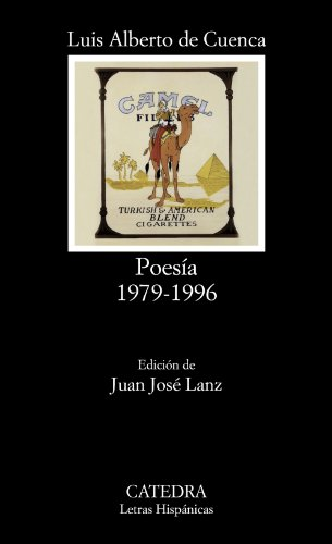 Poesia 1979-1996/ Poetry 1979-1996 (Letras Hispanicas/ Hispanic Writings)