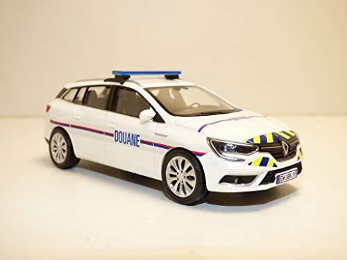 Norev 517798, Miniaturauto zur Sammlung, Weiß/Blau/Rot