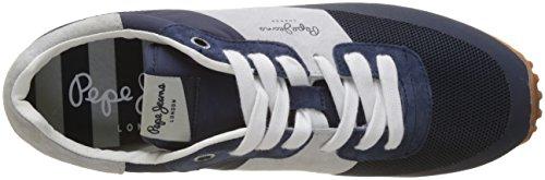 Pepe Jeans London Garret Sailor Scarpe Da Ginnastica Basse Uomo Blu navy
