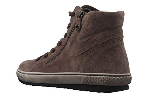 Gabor Shoes 53.754 Damen Derby Schnürhalbschuhe Beige