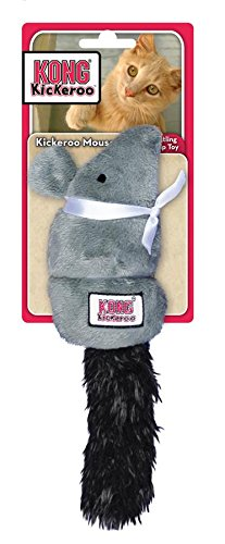 Kong Kickeroo Maus Katze Spielzeug (North American Katzenminze)