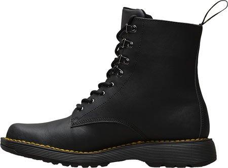 Dr.Martens Mens Lawton Peidmont Split Leather Boots Noir