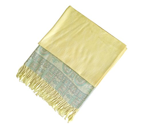 LHX - Foulard - Femme Jewelry yellow