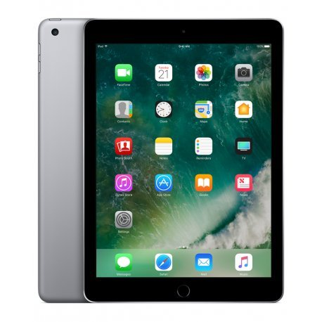 Apple iPad mit WiFi, 128 GB, space grau