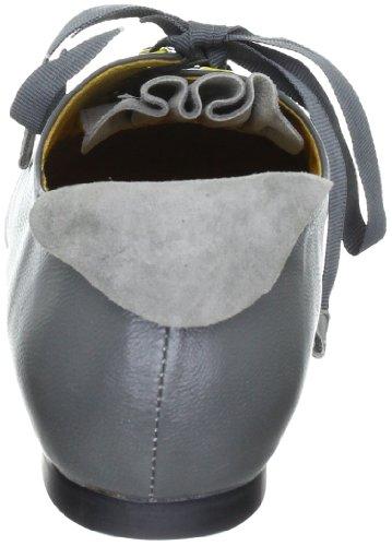 Lise Lindvig NINETTE 121182 Damen Clogs & Pantoletten Grau (Grey)