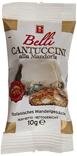 Belli Cantuccini Schütte, 60 x 10 g einzeln verpackt