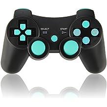 Mando inalámbrico Controller Doble Vibración para Sony PS3 Playstation 3 con Funciones Sixaxis