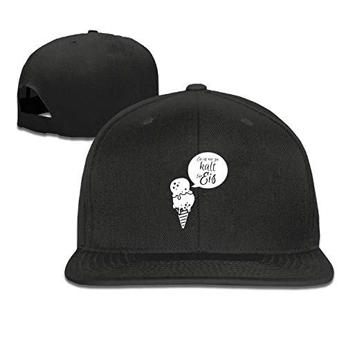 EANTE Baseballmütze für Mädchen Lecker EIS Herren Caps für Damen Klassische Sportmütze