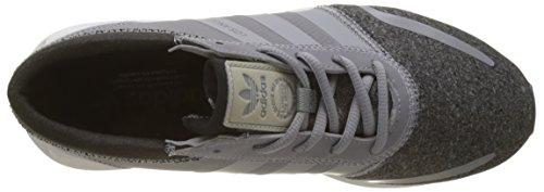 Adidas Los Angeles, Sneaker Uomo Grigio (gris Trois F17 / Gris Trois F17 / Gris One F17)