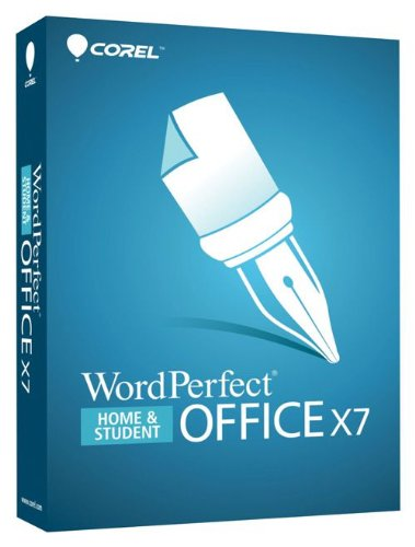 Corel Wordperfect Office X7 Home And Student