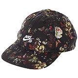 Nike U NK H86 Cap AOP Cap, Unisex Erwachsene, Schwarz (Black/White)