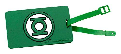 DC Comics gepäckanhänger Q-Tag Green Lantern