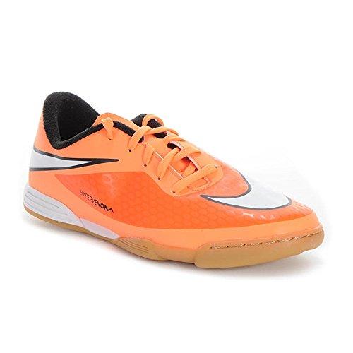 Nike - JR Hypervenom Phade IC - Couleur: Orange - Pointure: 29.5