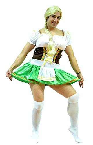 Disfraz de Tirolesa para Hombre - Despedidas de Soltero