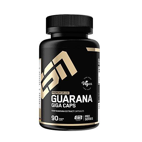 ESN Guarana Giga Caps, 90 Kapseln