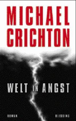 Buchcover Welt in Angst