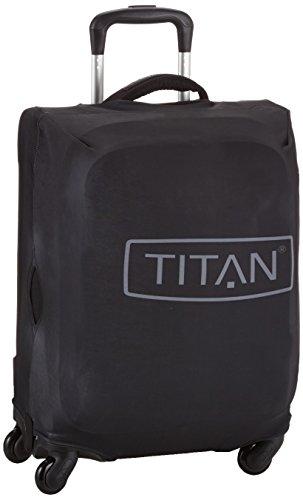 Titan Schutzhülle für Koffer 55 cm, 38 Liter, Black