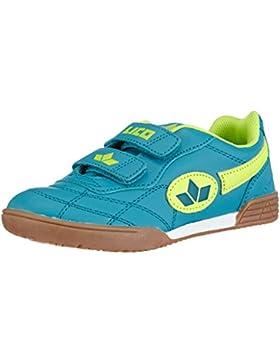 Lico Bernie V - Zapatillas para deportes de interior de material sintético para niño