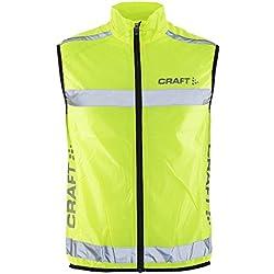 Craft Weste Visibility Vest sécurité, Néon, L