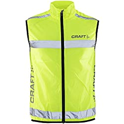 Craft Weste Visibility Vest Warnweste, neon, L