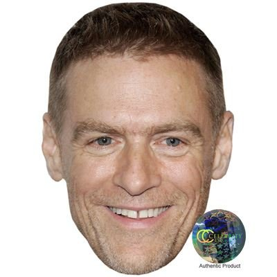 Celebrity Cutouts Bryan Adams Maske aus ()