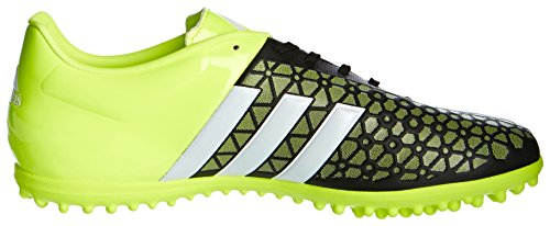 adidas Performance Ace15.3 Tf Herren Fußballschuhe Mehrfarbig (Black / Green / White)