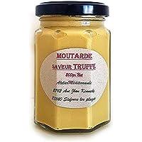 Atelier Méditerranée, Moutarde Saveur Truffe 200g