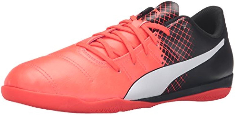 Scarpe da calcio IT di Evopower 4.3 Tricks da uomo, rosso Blast   Puma bianca, 8.5 M US | I Consumatori In Primo Luogo  | Uomo/Donna Scarpa