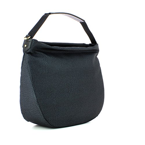 Hobo Bag Medium Jet Noir