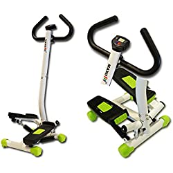 MAXOfit® Homestepper Greenline MF-15 with hand grip
