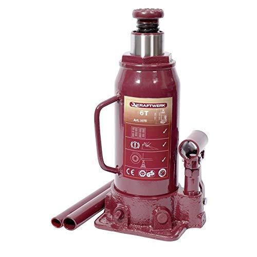 Kraftwerk 3976-bottiglia de chat hidraulico 6 t