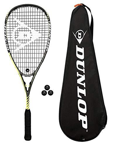 Dunlop Squashschläger Blackstorm Graphite 3.0 im Test