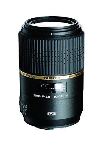 Tamron SP AF 90mm F/2.8 Di  VC Obiettivo Macro 1:1 per Nikon