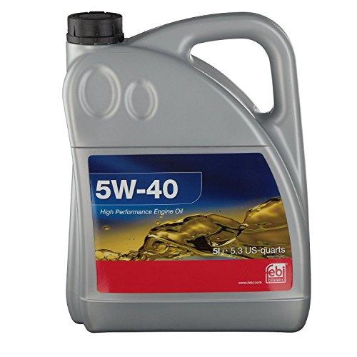 febi bilstein 32938 Motoröl SAE 5W-40 (5 Liter)