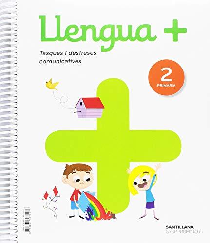 Llengua+ serie practica tasques i destreses comunicatives 2 primaria