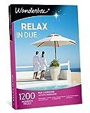 WONDERBOX Cofanetto Regalo per lei - Relax in Due - 1200 MOMENTI Relax per 2 Persone