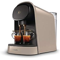 Philips - lm8012/10 - Machine à café capsules 19bars beige l'or barista