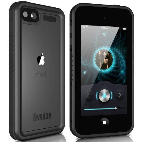 Temdan iPod Touch 5/6 IP68 Wasserdichte Hülle stoßfest Wasserdichte Schutzhülle für iPod Touch 5/6