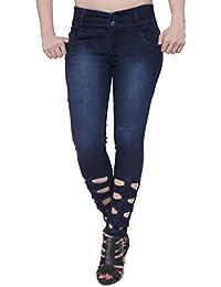 Broadstar Women's Slim Fit Jeans