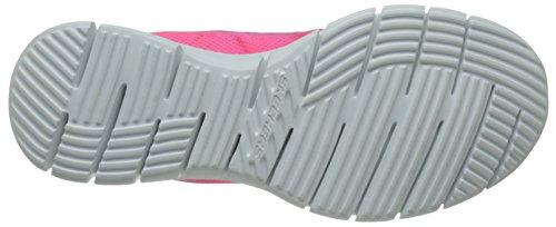 Skechers Glider Fearless Damen Sneaker HPBK