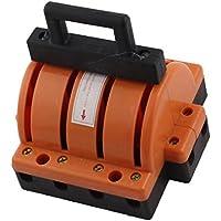 Vier Pole Circuit Breaker Sicherungs Generator 32A Disconnect Messer-Schalter