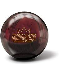 Brunswick Ringer Burgundy Kugel Bowling, Unisex Erwachsene, Rot (Burgundy), 14
