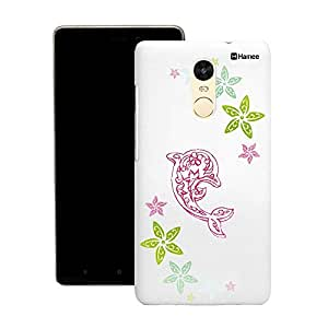 Customizable Hamee Original Cover Thin Fit Plastic Hard Back Case Cover for Gionee S6s (summer dolphin)