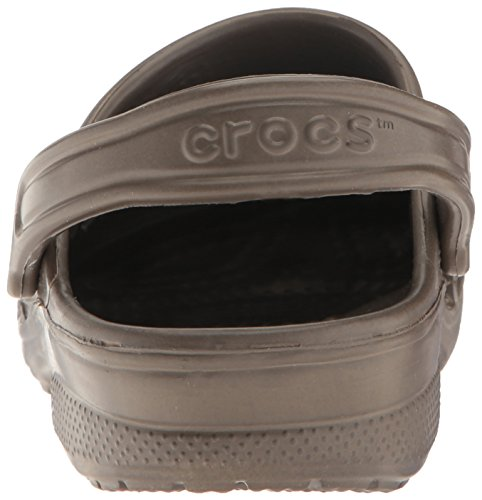Crocs Baya, Zoccoli Unisex-Adulto Marrone (Chocolate)
