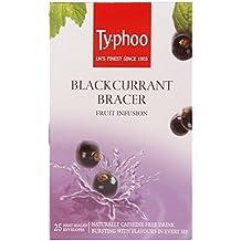 Typhoo Black Currant Bracer Fruit Infusion 25 Envelopes