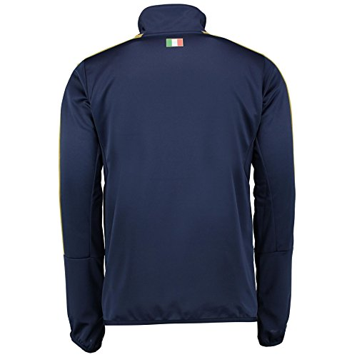 Puma Figc Stadium Veste Homme Bleu / Or