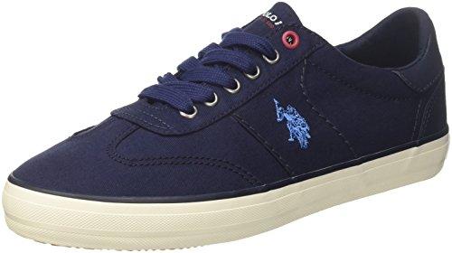 U.S. Polo Assn. Ted, Sneaker Uomo, Blu (Dark Blue), 41 EU