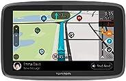TomTom Camping Navigationsgerät GO Camper (6 Zoll, Sonderziele für Wohnmobile und Wohnwagen, Karten-Updates We