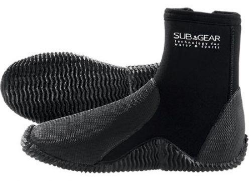 Subgear Comfort Zip 5 aus komfortablen Softneopren in den Größen 34-48, Größe:36 (5) XS