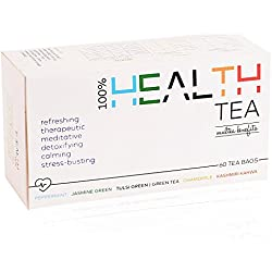Goodwyn Health Tea Box, 60 Tea Bags